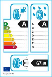 2x-Sommerreifen-NOKIAN-HAKKA-GREEN-2-185-60-R15-88-H-XL-A-A-67 Indexbild 2