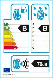 4x-KUMHO-195-65-R15-95-T-Profil-ES31-ECOWING-XL-Sommerreifen-Autoreifen Indexbild 2